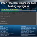 CPUのテストに!Intel® Processor Diagnostic Tool